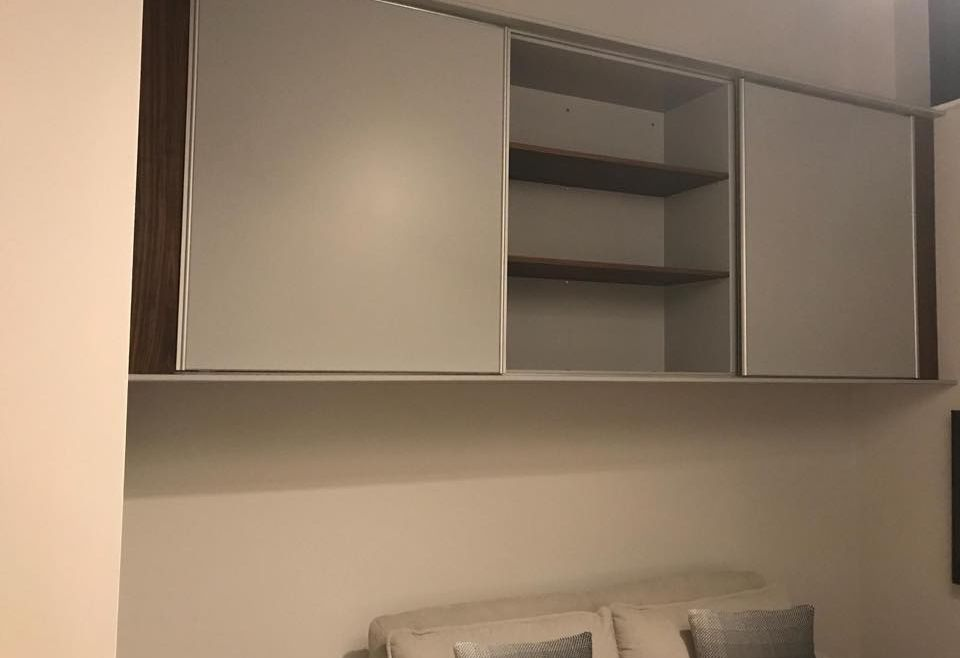 Custom Built Cupboards
